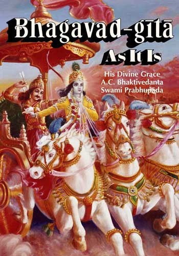Bhagavad-gita As It Is 1972 Edition